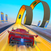 Extreme Stunts Car Chase Ramp GT Racing Car Games 1.10