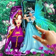 Forest fairy live wallpaper 18.6