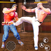 Kung fu fight karate Games: PvP GYM fighting Games