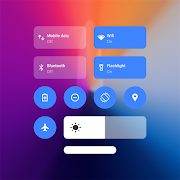 Mi Control Center: Notifications and Quick Actions 18.0.7