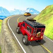 Offroad Mountain Car Parking & Driving Games 2021 1.9