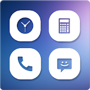 Pasty – White Icon Pack 3.3.0