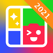 Photo Collage – Foto Grid Collage Maker Pic Editor 1.9