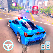 Police Car Drift Game: Real Police Car Games 2021 2.3