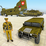 US Army Car Transport Truck 4.2 and up