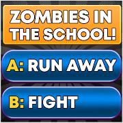 Zombies in the School: Text Game 5.6.0.0