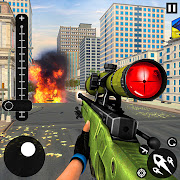 FPS Sniper Shooting Free Shooting Games 5.0 and up