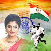 Independence Day Photo Frame : Photo editor 15 Aug 1.8