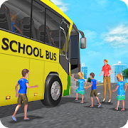 Real School Bus Driving – Offroad Bus Driver Funn 1.2